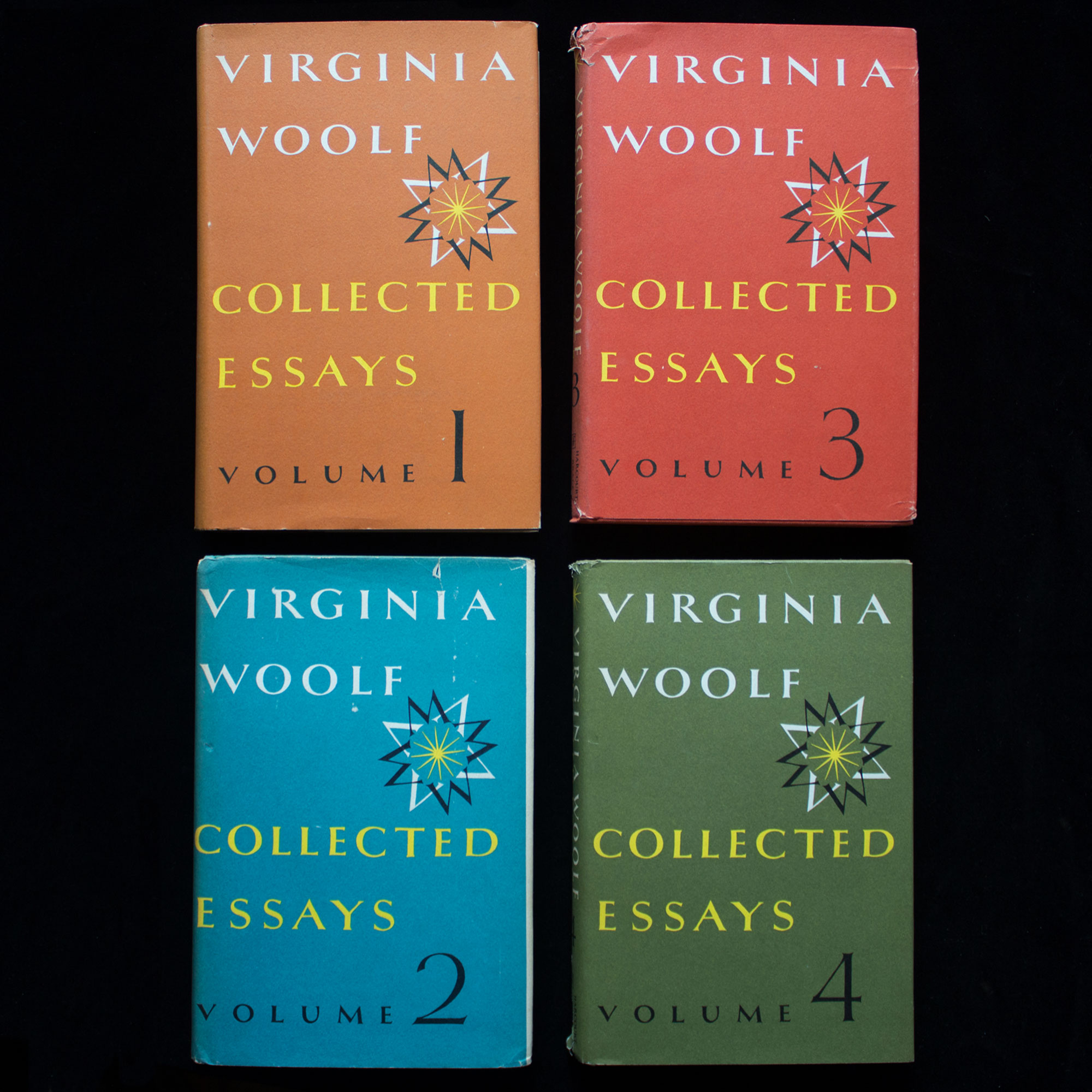 Virginia woolf collected essays