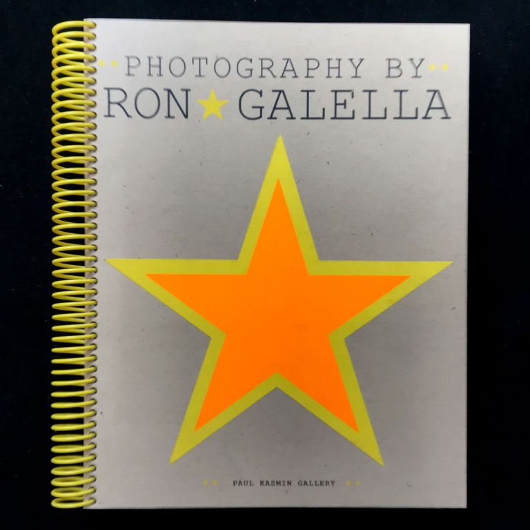 Photography by Ron Galella. Ron Galella, Steven Bluttal, curator.