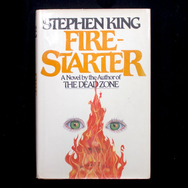 Firestarter. Stephen King.