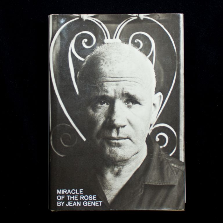 Miracle of the Rose. Jean Genet, Bernard Frechtmam.