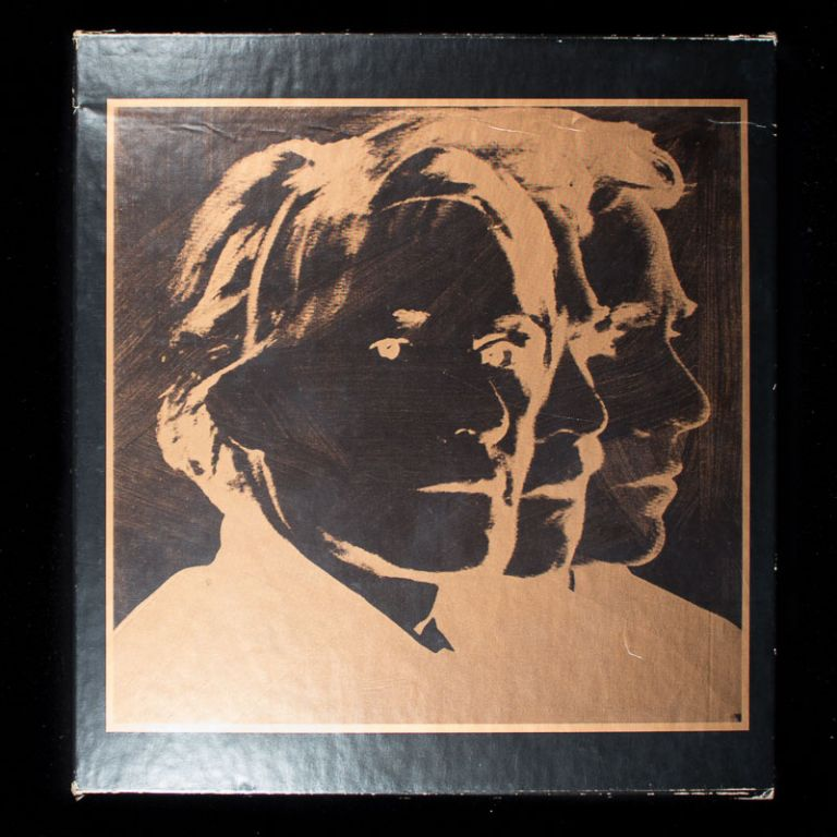 Andy Warhol: Portraits of the 70s. Andy Warhol, Robert Rosenblum, David Whitney, essay.