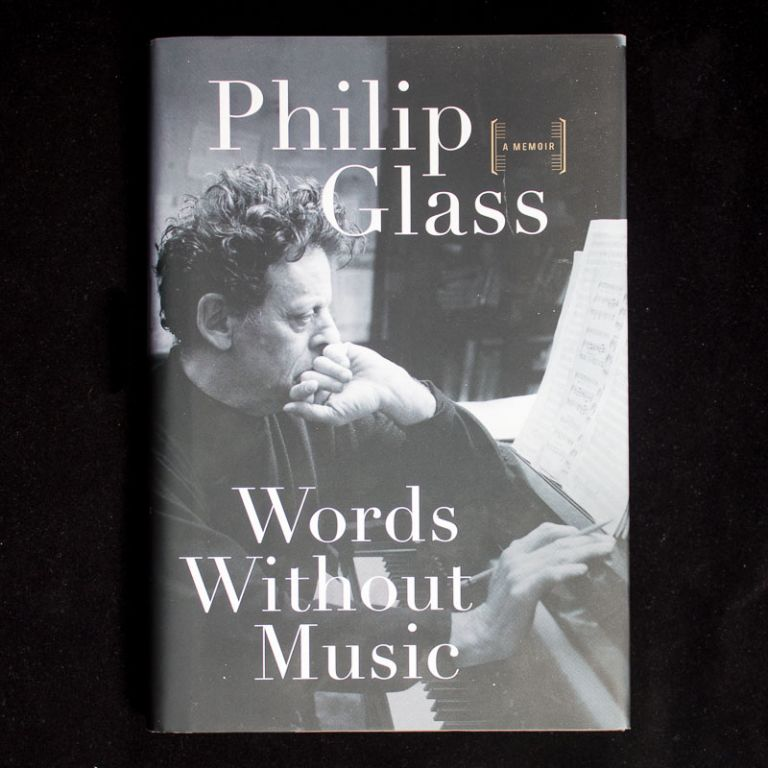Words Without Music. Philip Glass.