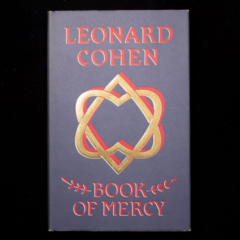 Book of Mercy. Leonard Cohen.