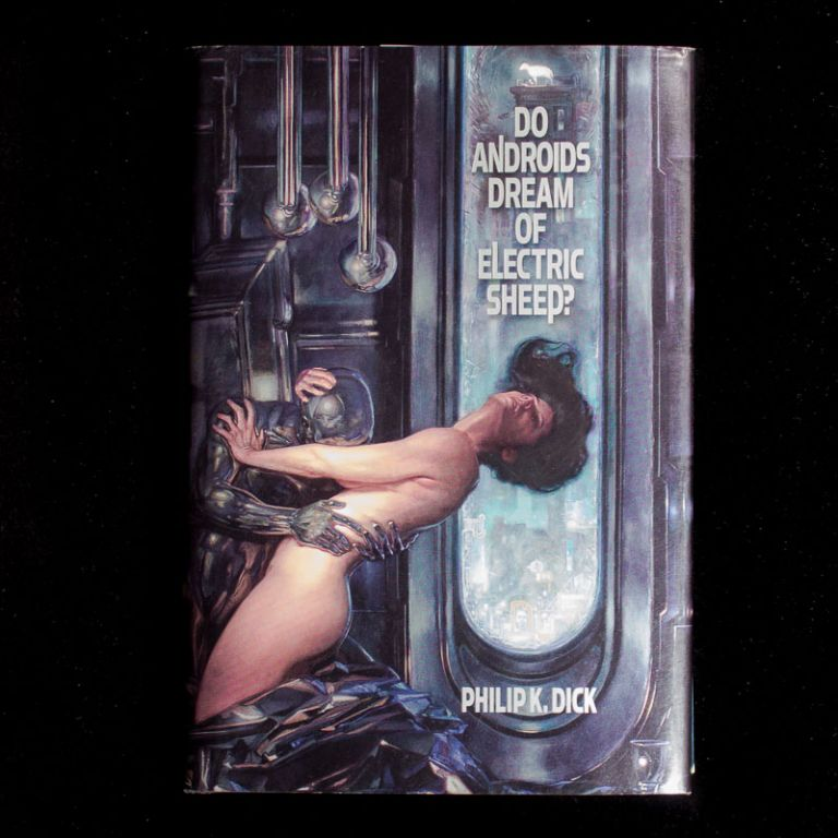 Do Androids Dream of Electric Sheep? Philip K. Dick.