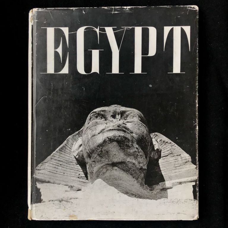 Egypt. George Hoyningen-Huene, George Steindorff, photos, text.