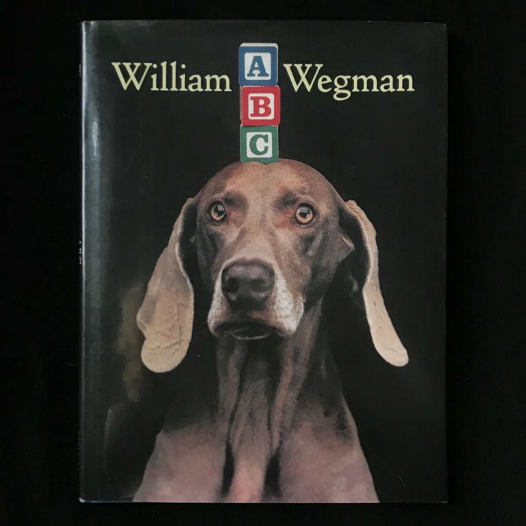ABC William Wegman. William Wegman.