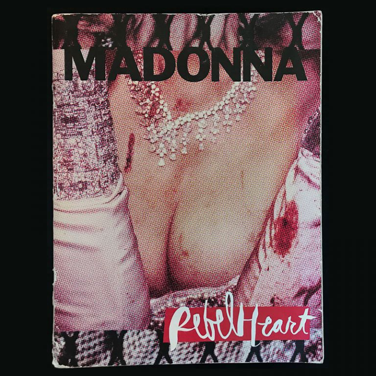 Rebel Heart. Madonna.