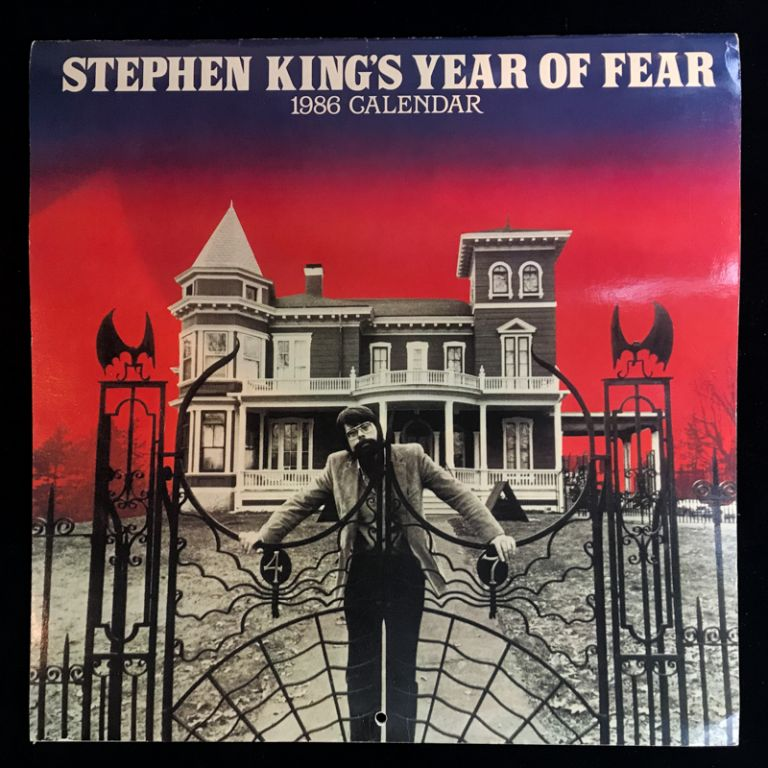 Stephen King's Year of Fear. Stephen King.