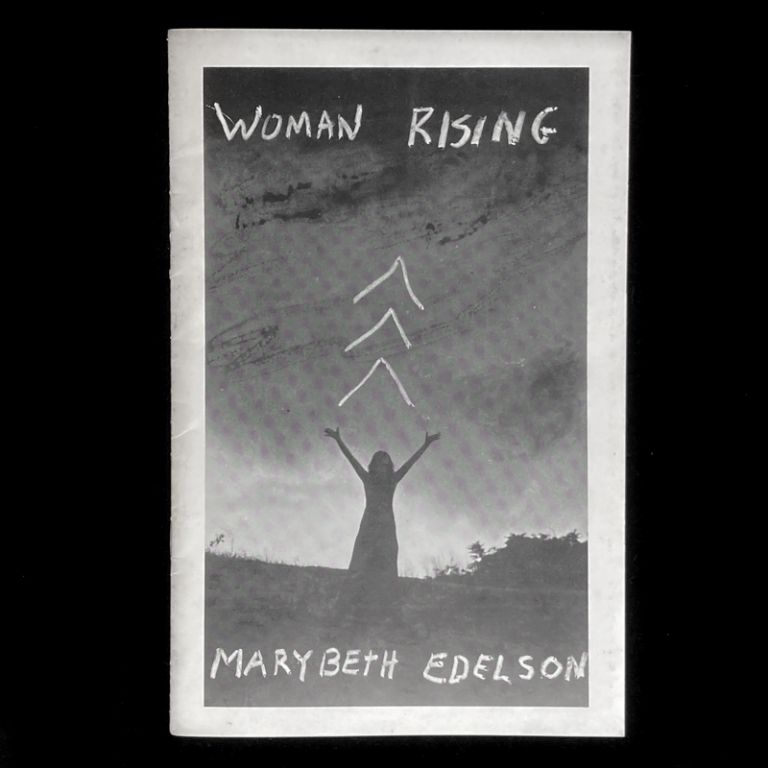Woman Rising. Mary Beth Edelson.