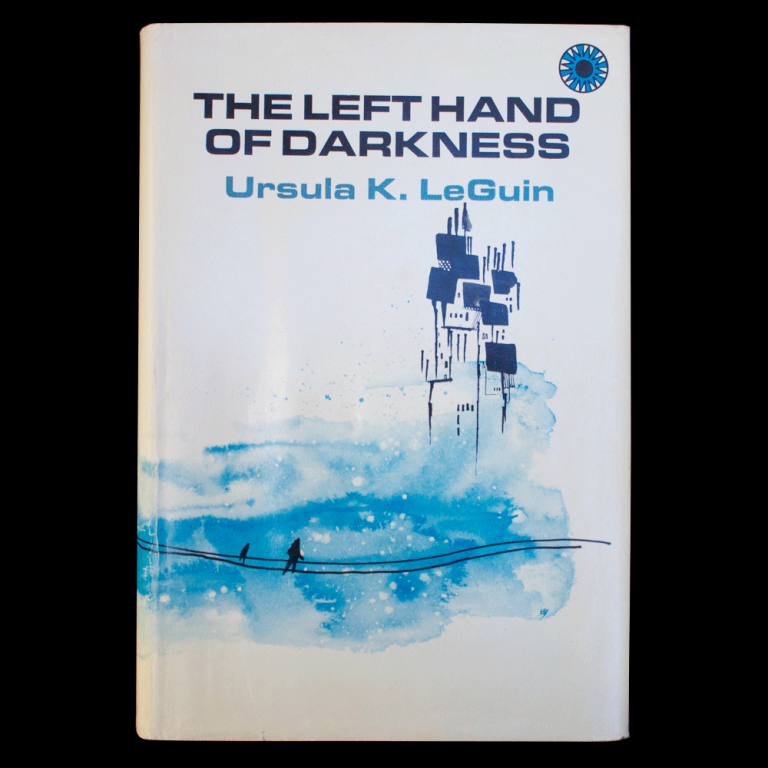 The Left Hand of Darkness. Ursula K. LeGuin.