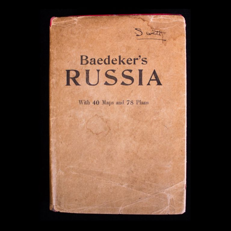 Russia with Teheran, Port Arthur, and Peking. Karl Baedeker.