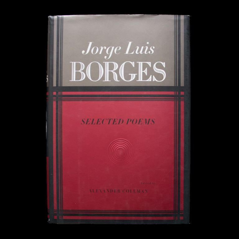 Selected Poems. Jorge Luis Borges.