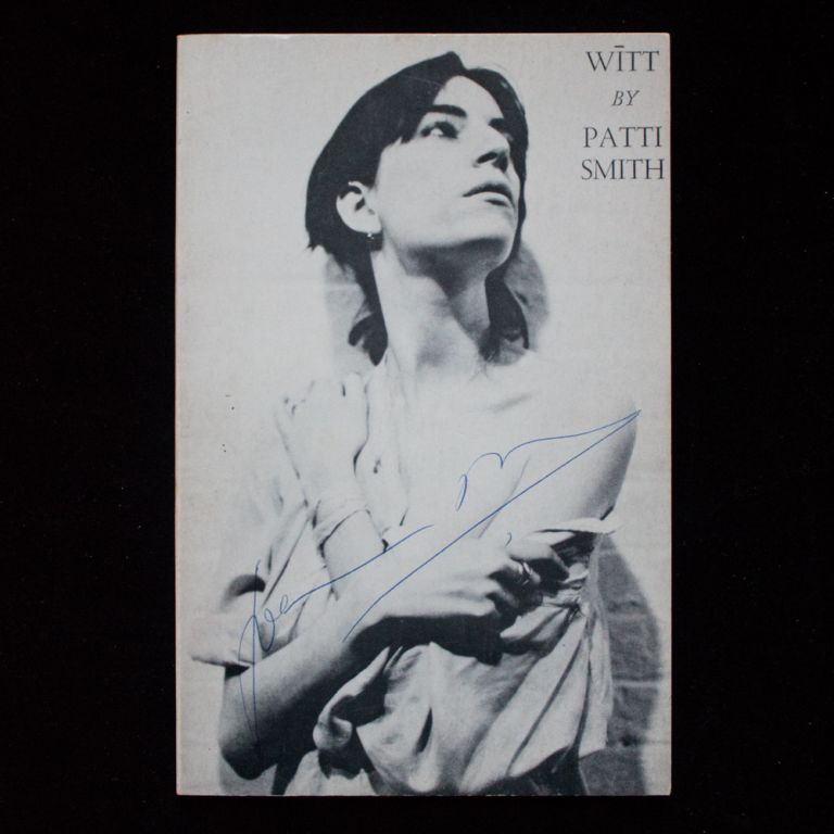 Witt. Patti Smith.