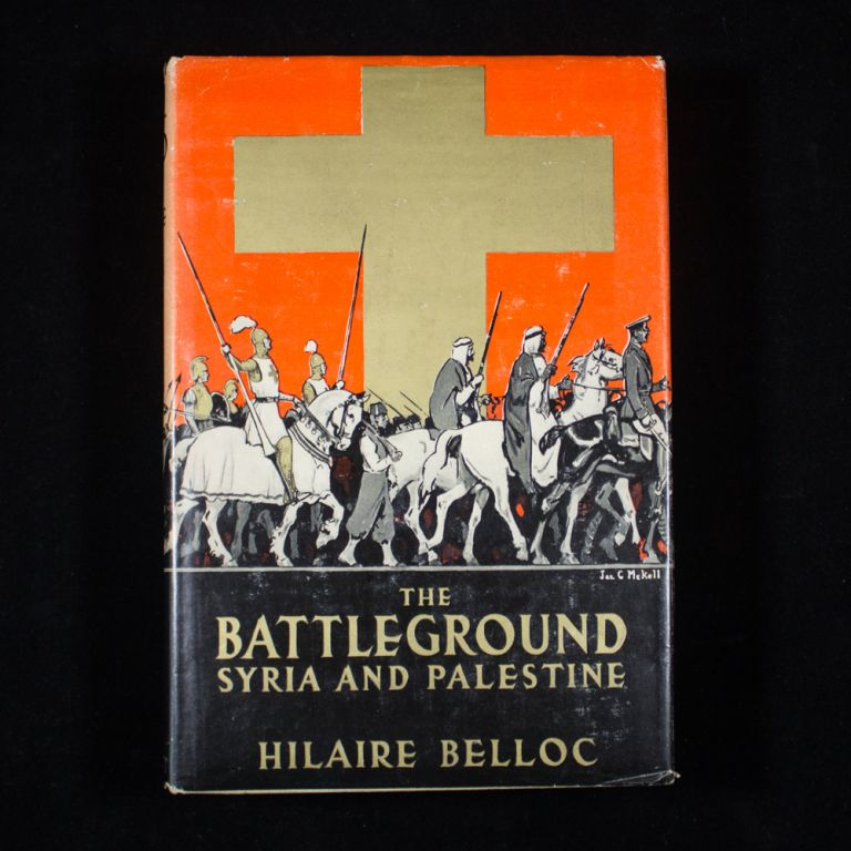 The Battleground. Hilaire Belloc.