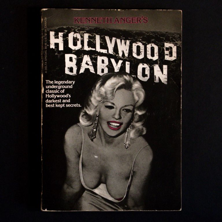 Hollywood Babylon. Kenneth Anger.