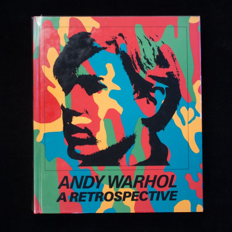 Andy Warhol. Andy Warhol, Kynaston McShine.