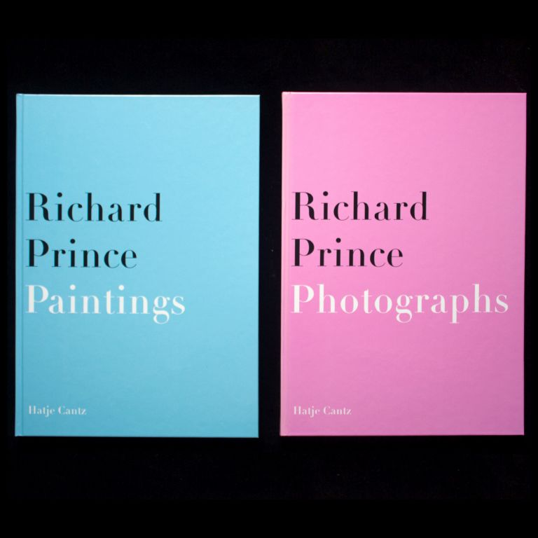 Richard Prince, Paintings - Photographs. Richard Prince.