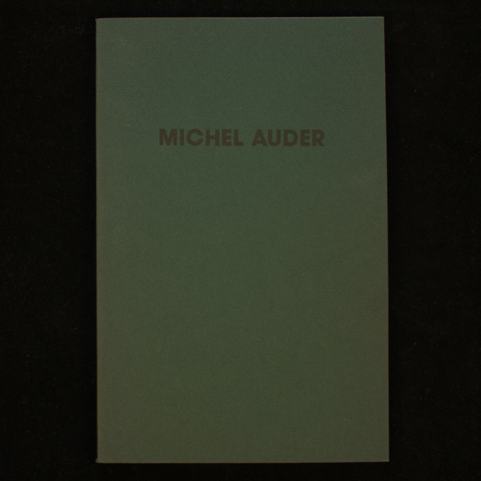 Selected Video Works. Michel Auder.