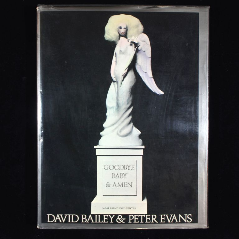 Goodbye Baby & Amen. A Saraband for the Sixties. David Bailey, Peter Evans.