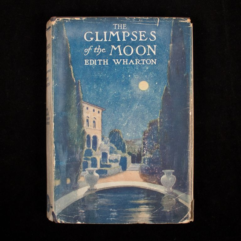 The Glimpses of the Moon. Edith Wharton.