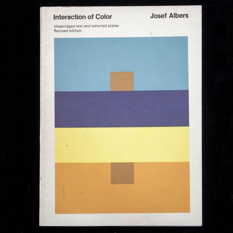 Interaction of Color. Josef Albers.