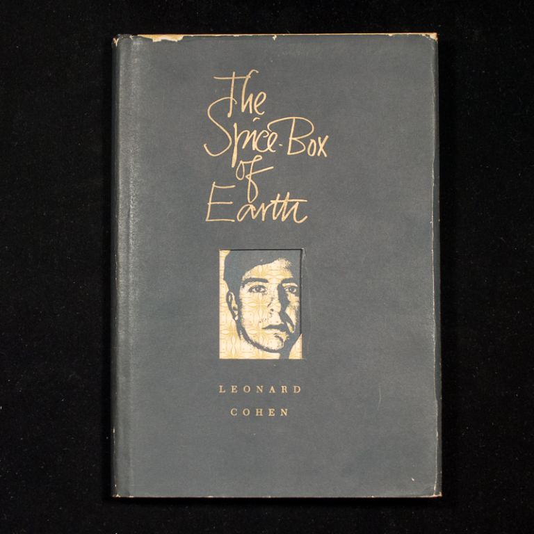 The Spice-Box of Earth. Leonard Cohen, Frank Newfeld, drawings.