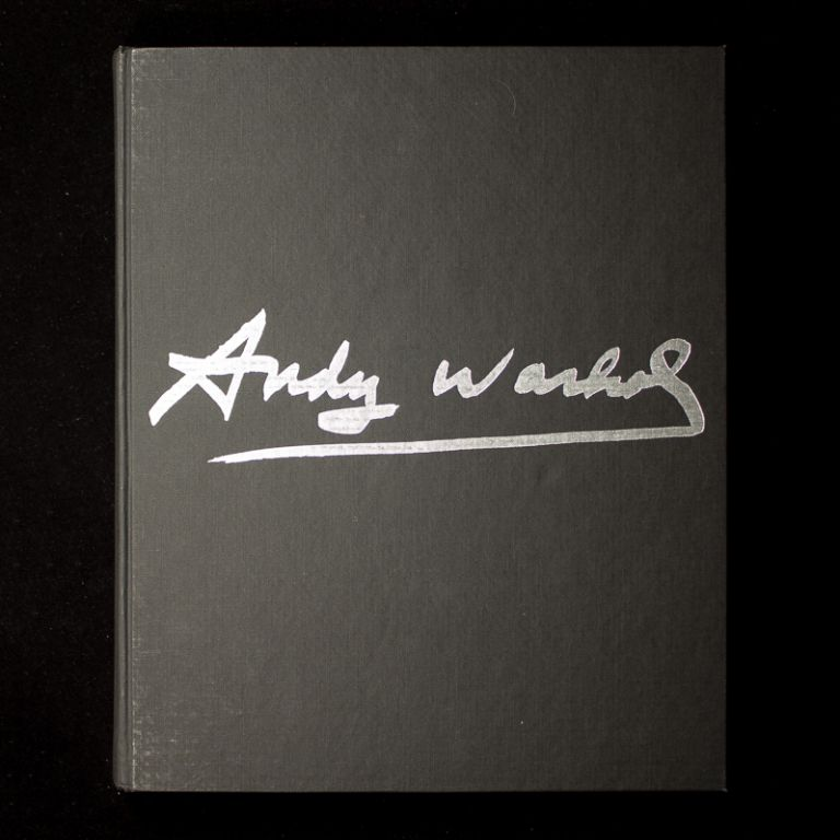 Andy Warhol's Exposures. Andy Warhol.