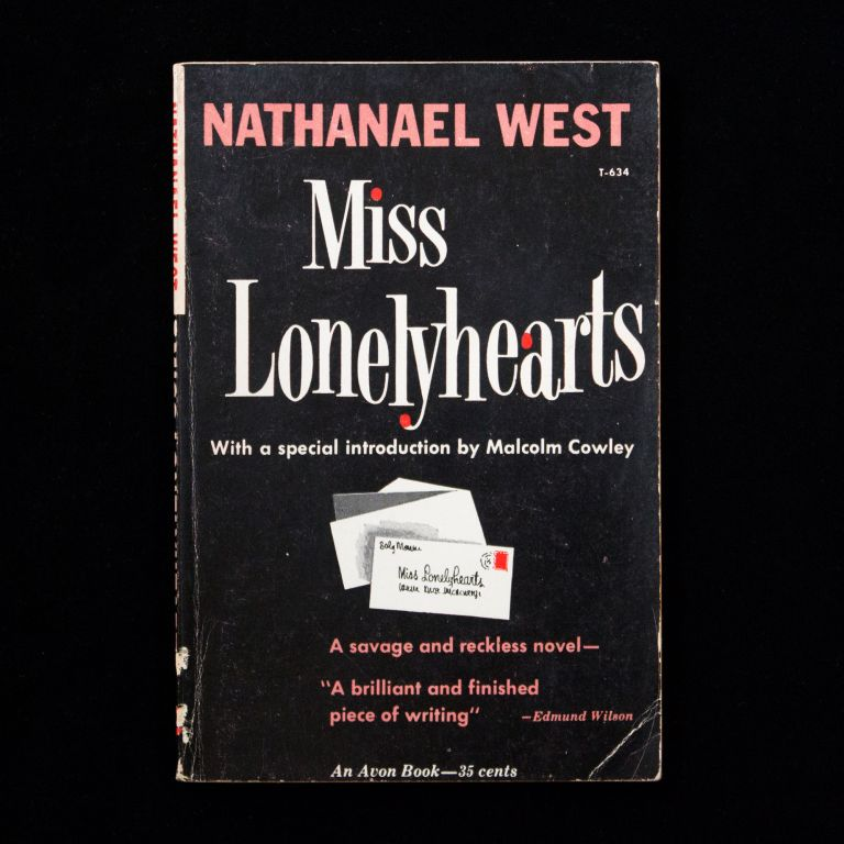 Miss Lonelyhearts. Nathanael West.