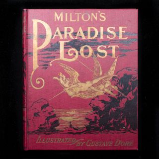 Milton's Paradise Lost. John Milton, Gustave Doré, Robert Vaughan, introduction