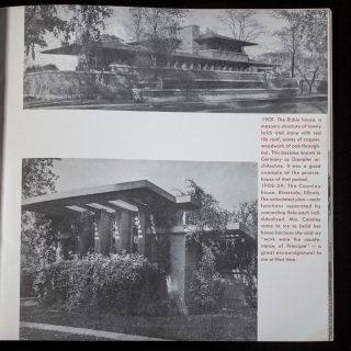 Sixty Years of Living Architecture: The Work of Frank Lloyd Wright