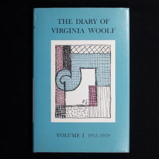 The Diary of Virginia Woolf. Virginia Woolf, Anne Olivier Bell, Quentin Bell, introduction