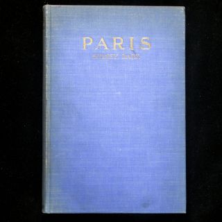 Paris. Sidney Dark, Henry Rushbury