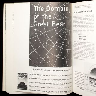 The Writings of Robert Smithson. Essays with Illustrations