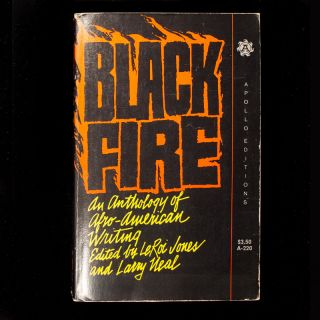 Black Fire. LeRoi Jones, Larry Neal