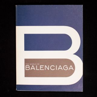 The World of Balenciaga. Cristobal Balenciaga, Diana Vreeland, Pauline de Rothschild, Gloria...