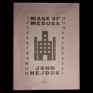 Mask of Medusa. John Hejduk
