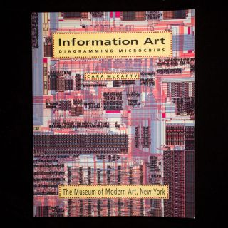 Information Art. Cara McCarty
