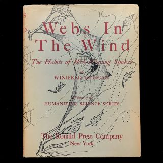 Webs in the Wind. Winifred Duncan