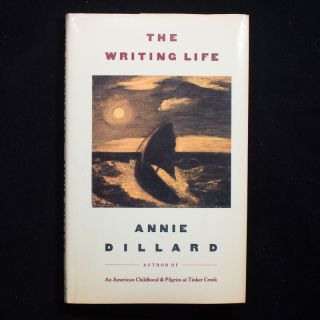 The Writing Life. Annie Dillard