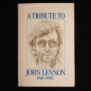 A Tribute to John Lennon. John Lennon, Authors