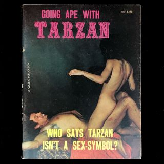 Going Ape with Tarzan