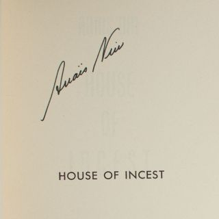 House of Incest