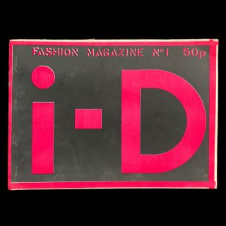 i-D. Perry Haines, Terry Jones, Al Mc Dowell