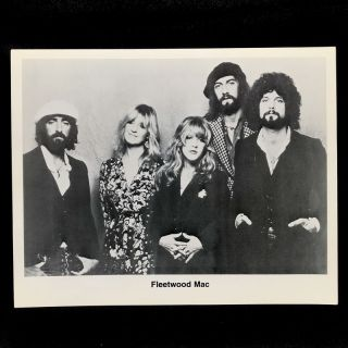 Fleetwood Mac Rumours Press Photo]. Fleetwood Mac