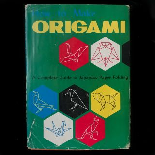 How to Make Origami. Isao Honda