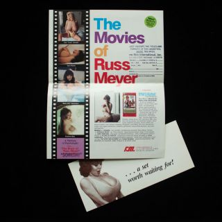 The Movies of Russ Meyer