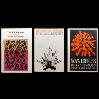 The Nova Trilogy]. William S. Burroughs