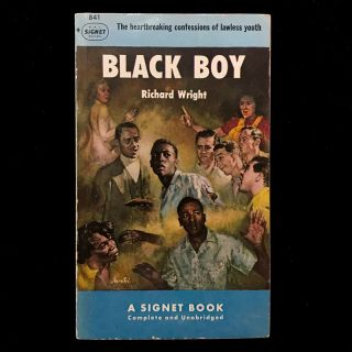 Black Boy. Richard Wright