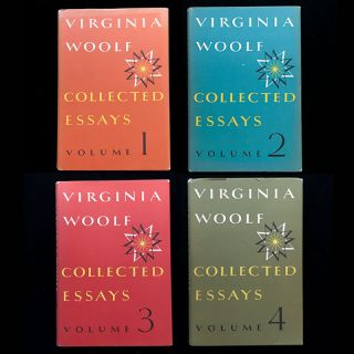 Collected Essays. Virginia Woolf
