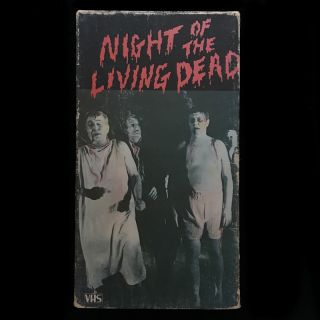 Night of the Living Dead. George Romero